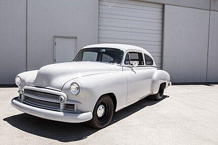Classic chevrolet fleetlines for sale autotrader classics for 1947 chevy fleetline 4 door