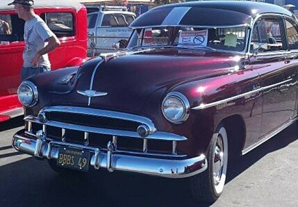 1949 Chevrolet Styleline for sale 100864048
