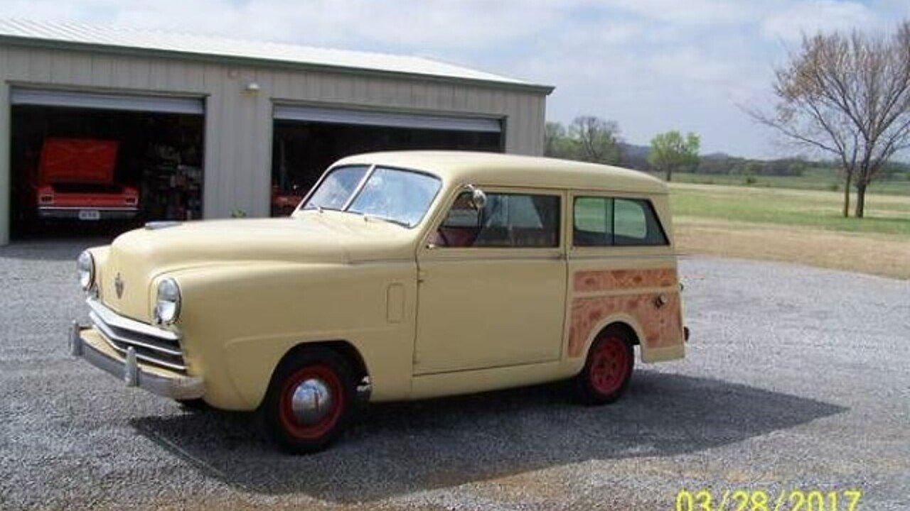 1949 Crosley Other Crosley Models for sale near Cadillac, Michigan ...