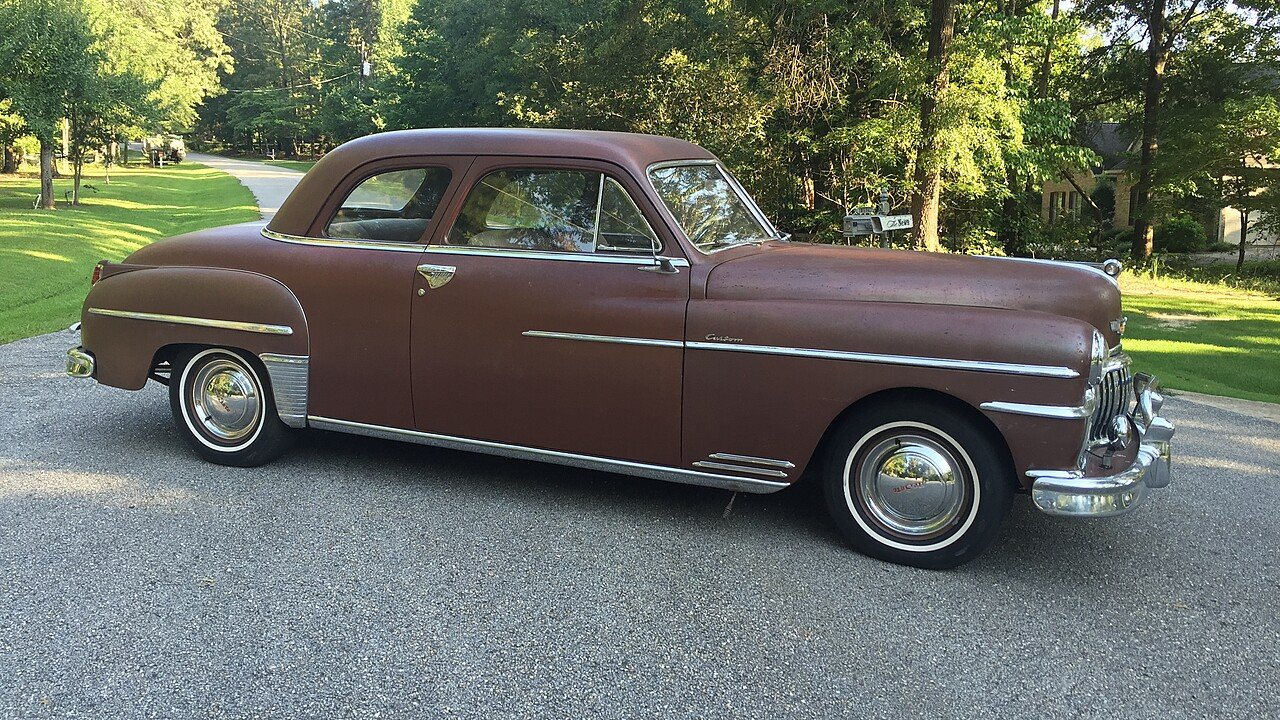 1949 Desoto Custom for sale 100787111