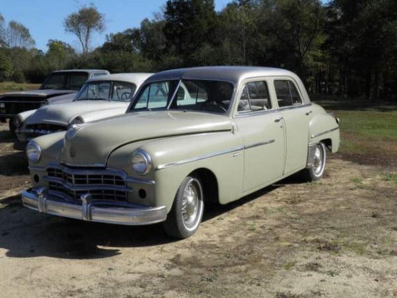 1949 Dodge Coronet For Sale Near Cadillac Michigan 49601
