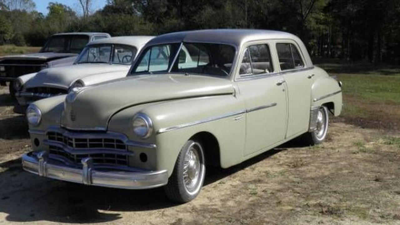 1949 dodge coronet for sale near cadillac michigan 49601. Black Bedroom Furniture Sets. Home Design Ideas