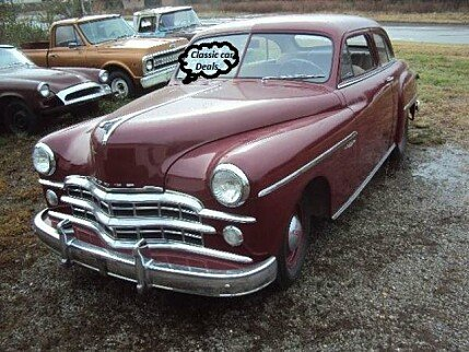 1949 Dodge Wayfarer for sale 100877489