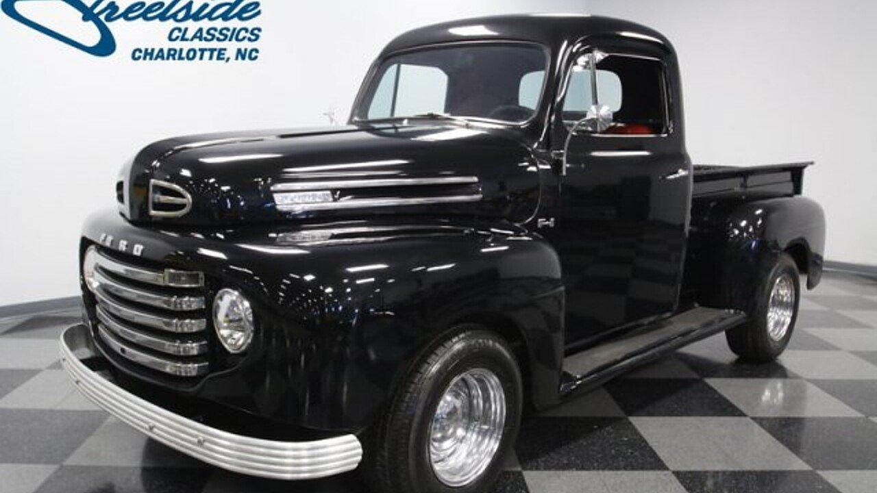 1949 Ford F1 for sale near Concord, North Carolina 28027 - Classics ...