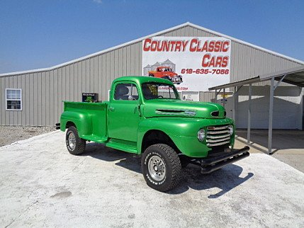 1949 Ford F2 for sale 100977969