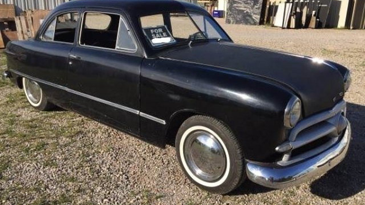 1949 Ford Other Models Classics For Sale On Autotrader 2 Door Hardtop 100868843