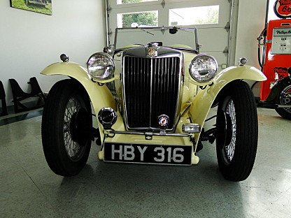 1949 MG TC for sale 100728201