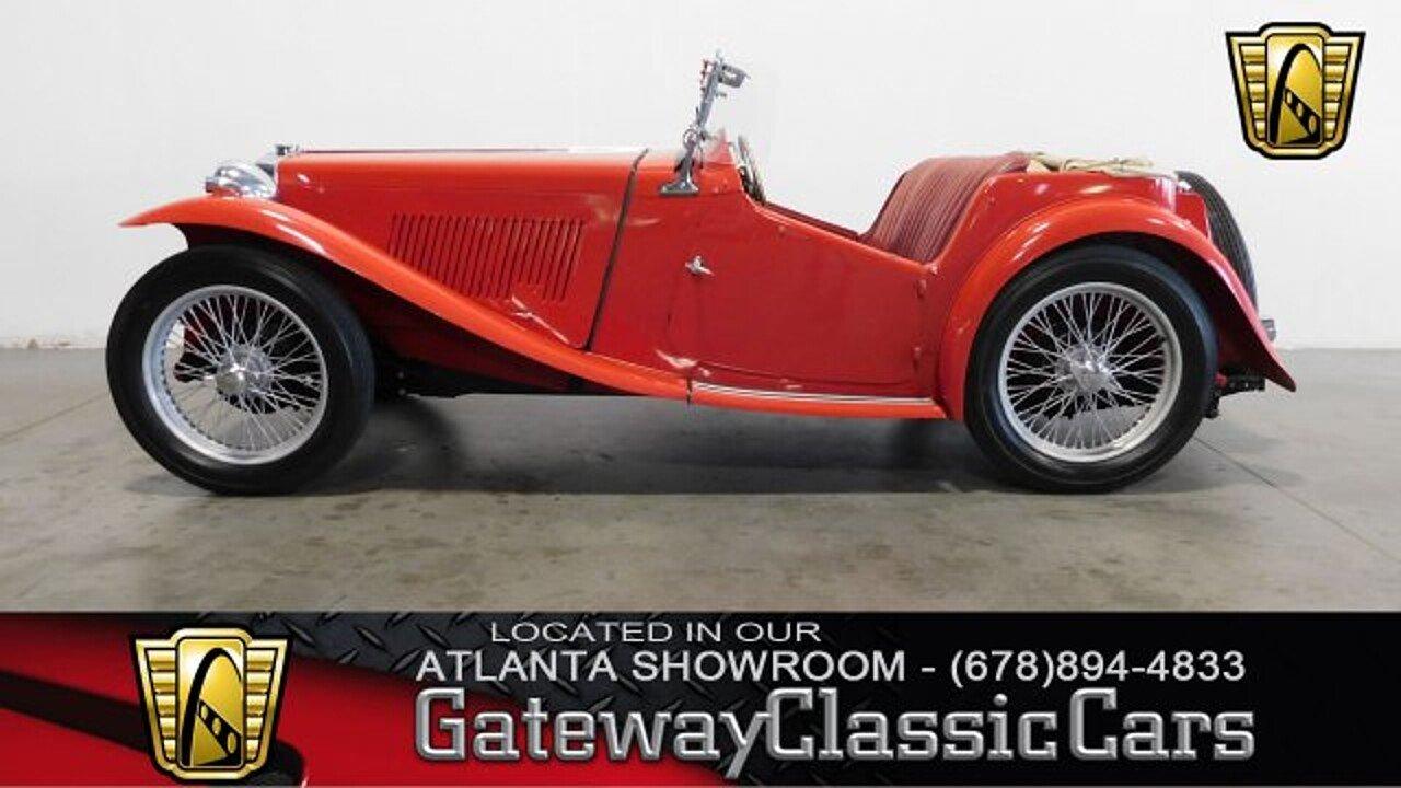 1949 MG TC for sale near O Fallon, Illinois 62269 - Classics on ...