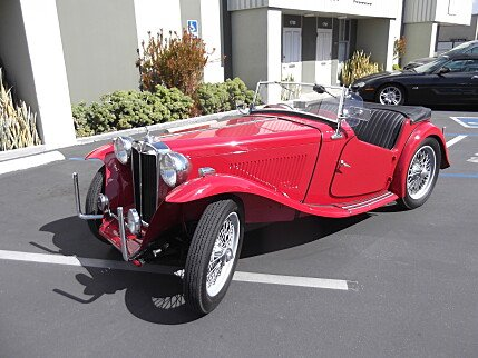 1949 MG TC for sale 100960692