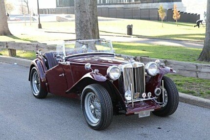 1949 MG TC for sale 100980034