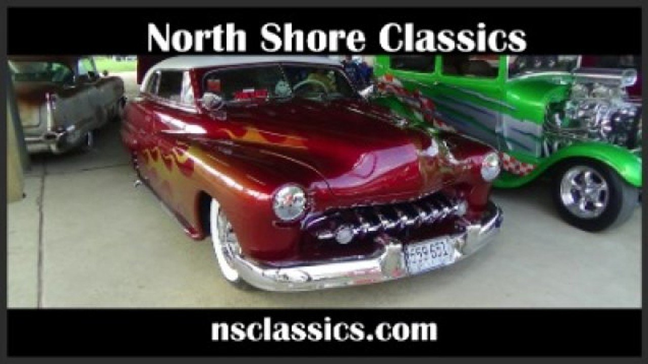 1949 Mercury Custom for sale 100931007