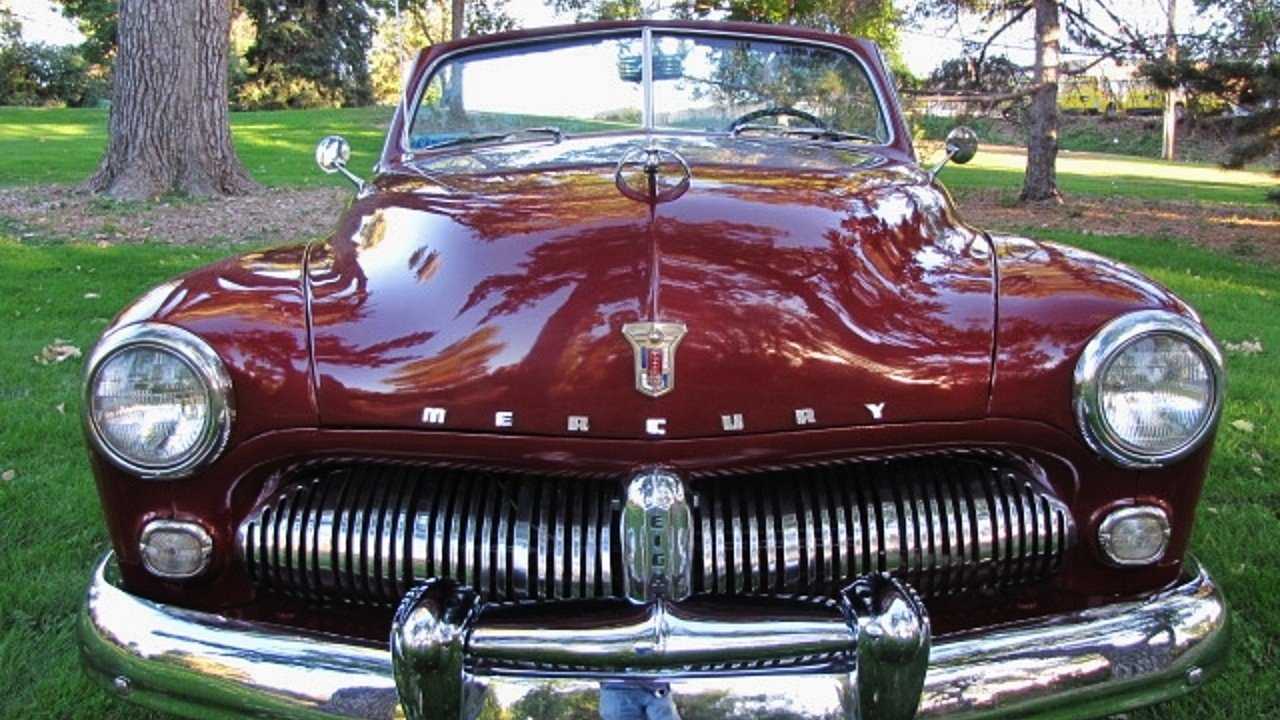 1949 Mercury Series 9CM for sale near Denver, Colorado 80120 ...