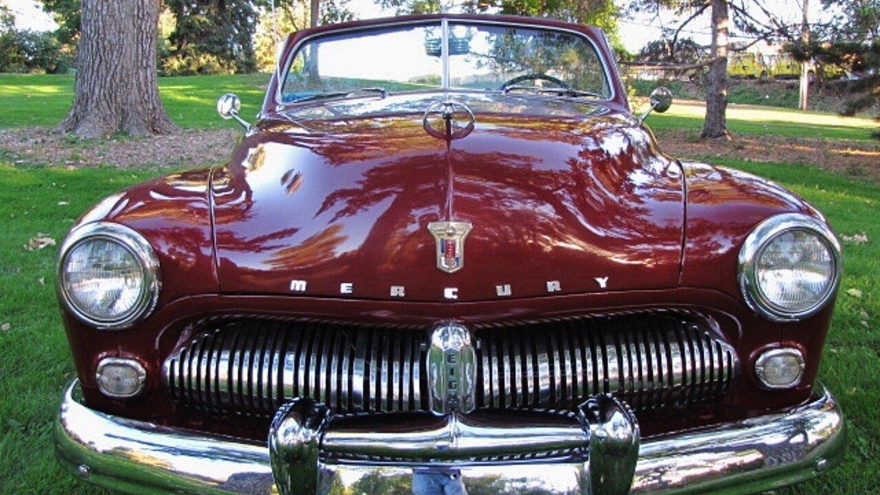 1949 Mercury Series 9CM