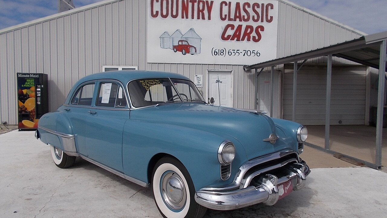 1949 Oldsmobile Other Oldsmobile Models for sale near Staunton ...