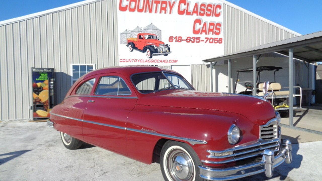 1949 Packard Other Packard Models for sale near Staunton, Illinois ...