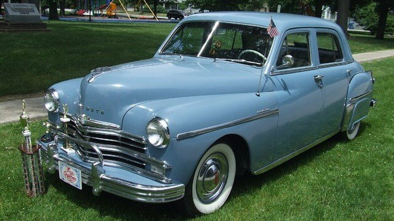 1949 Plymouth Special Deluxe for sale 100805910