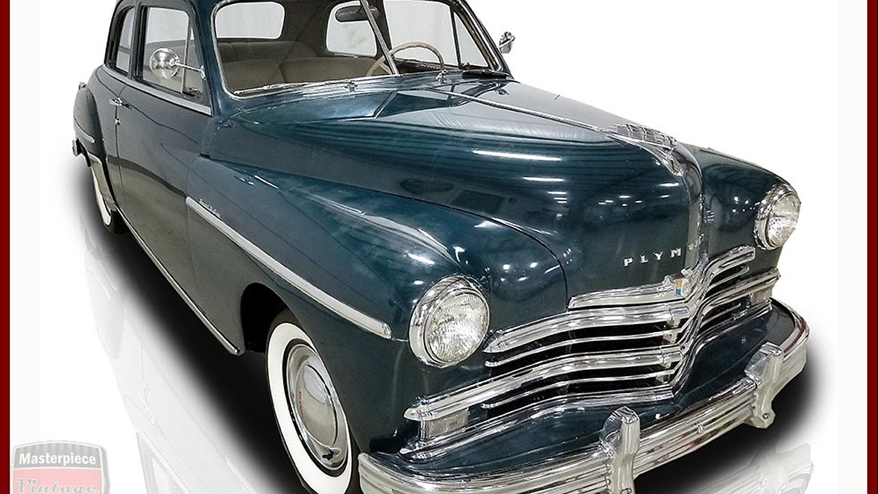 1949 Plymouth Special Deluxe Classics for Sale - Classics on ...