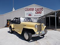 1949 Willys Jeepster for sale 100762677