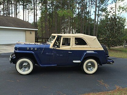 1949 Willys Jeepster for sale 100945141
