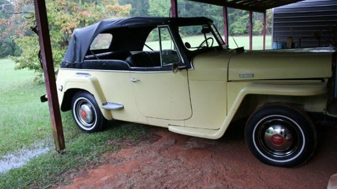 1949 Willys Other Willys Models for sale 101047891
