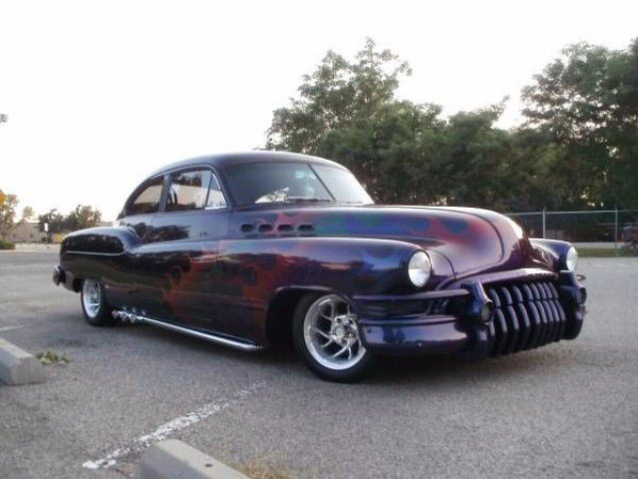 1950 Buick Roadmaster For Sale Near Cadillac Michigan
