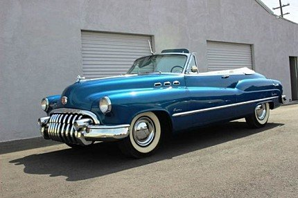 1950 Buick Super for sale 100759335