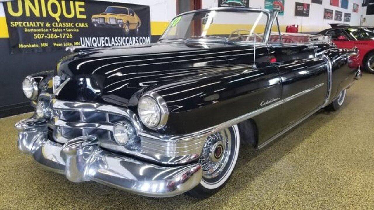 1950 Cadillac Series 62 for sale near Mankato, Minnesota 56001 ...