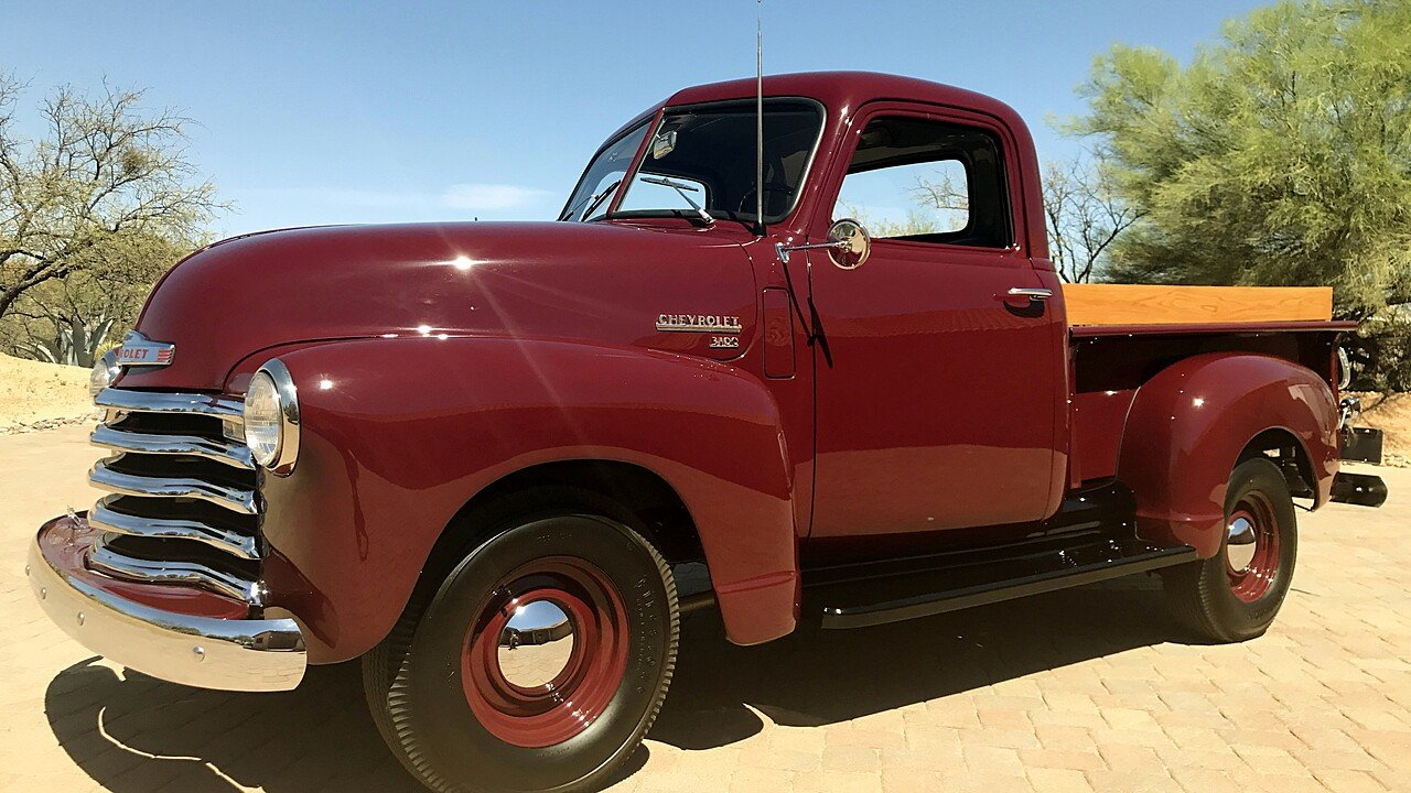 1950 Chevrolet 3100 for sale 100855892