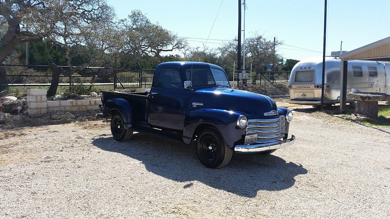 1950 Chevrolet 3100 for sale near Dripping Springs, Texas 78620 ...