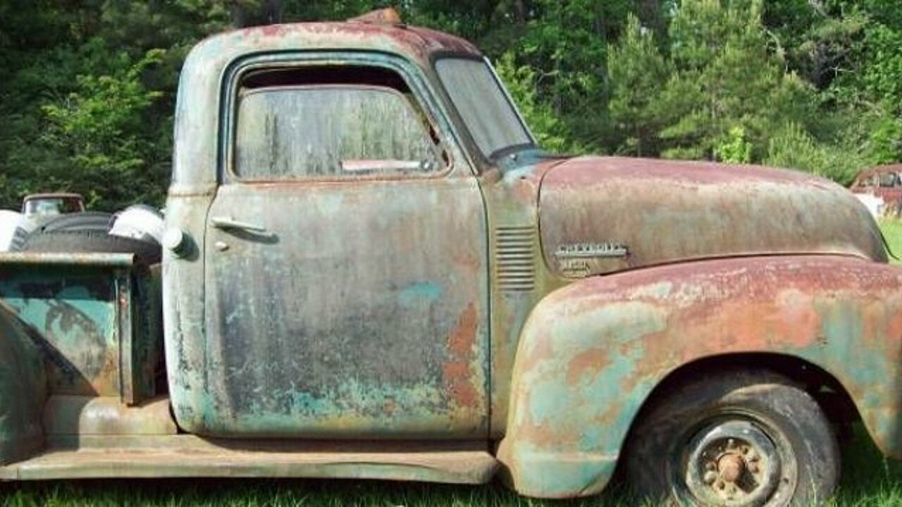 1950 Chevrolet 3100 for sale 100871138