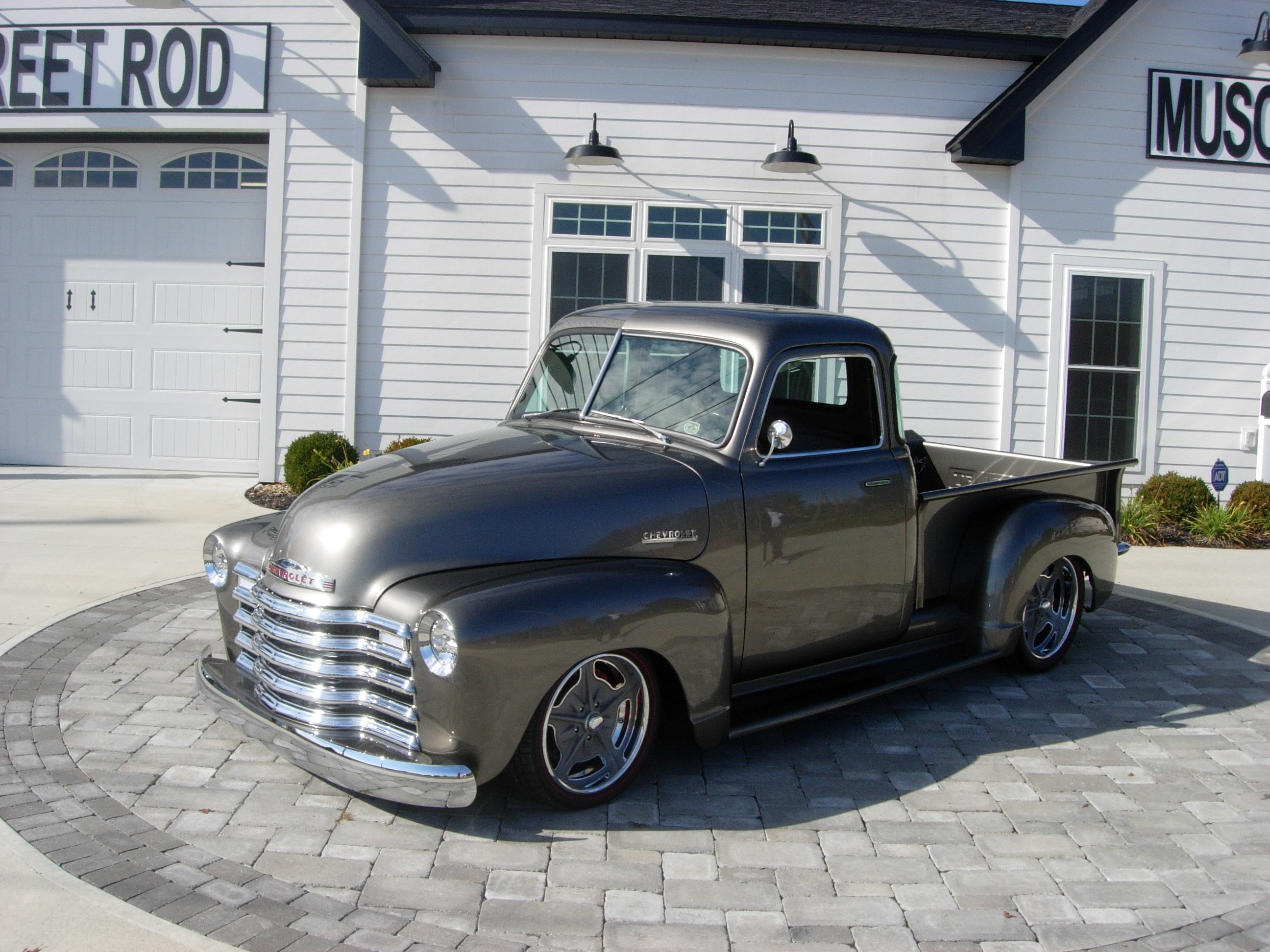 1950 Chevrolet 3100 For Sale Near Newark  Ohio 43055