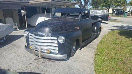 1950 Chevrolet 3100 for sale 100890308