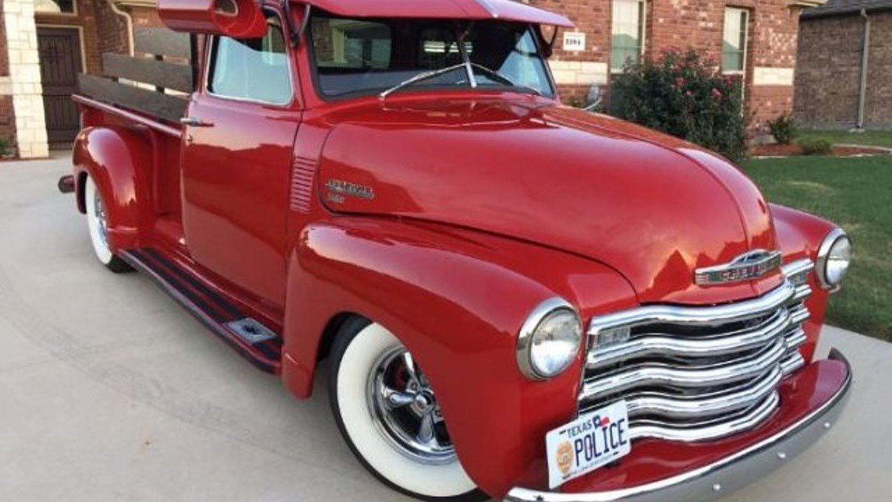 1950 Chevrolet 3600 for sale 100906486