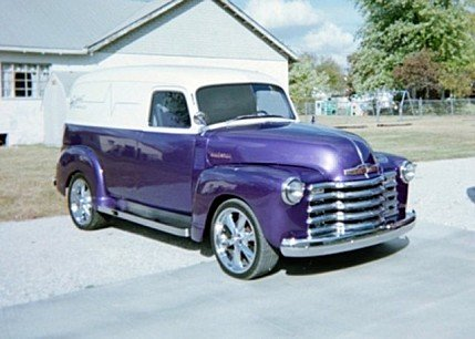 1950 Chevrolet Custom for sale 100871944