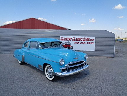 1950 Chevrolet Fleetline for sale 100908960