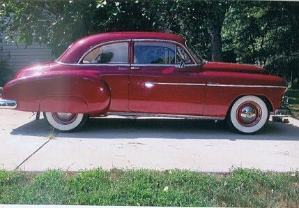 1950 Chevrolet Styleline for sale 100791602