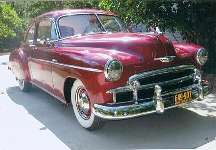 1950 Chevrolet Styleline for sale 100889986