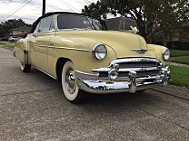 1950 Chevrolet Styleline for sale 100906398