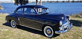 1950 Chevrolet Styleline for sale 100992306