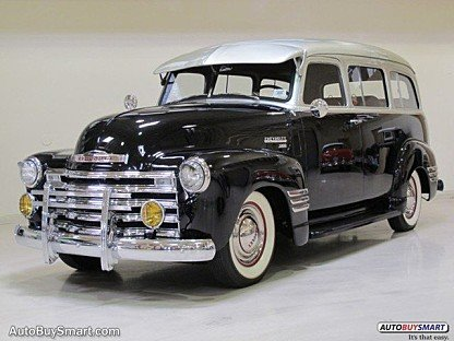 1950 Chevrolet Suburban for sale 100750143