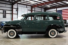 1950 Chevrolet Suburban for sale 100886846