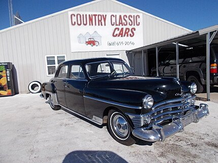 1950 Chrysler New Yorker for sale 100843792
