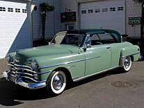 1950 Chrysler Windsor for sale 100754671