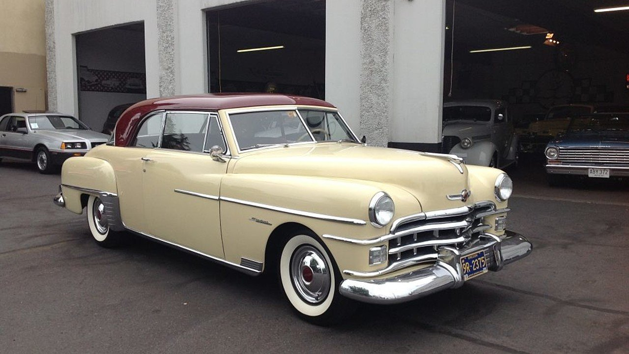 1950 Chrysler Windsor for sale 100944866