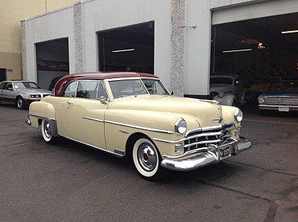 1950 Chrysler Windsor for sale 100944866