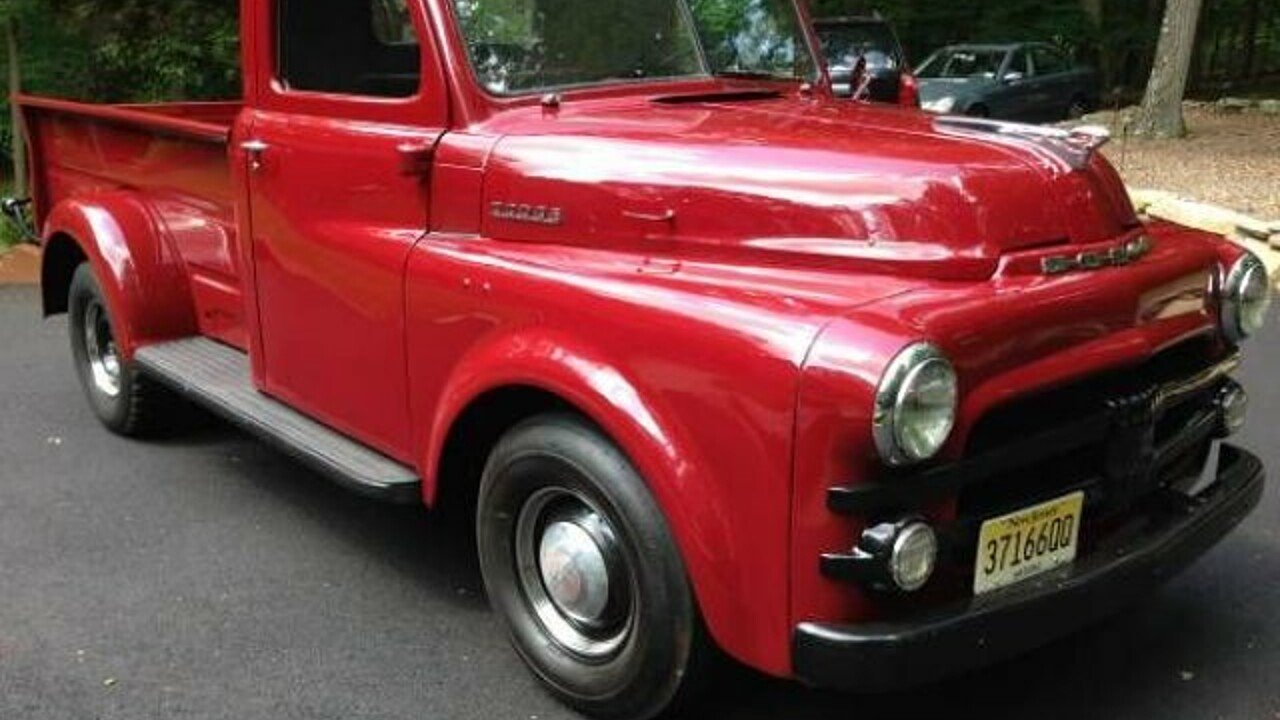 1950 dodge b series for sale near cadillac michigan 49601 for Classic beds for sale