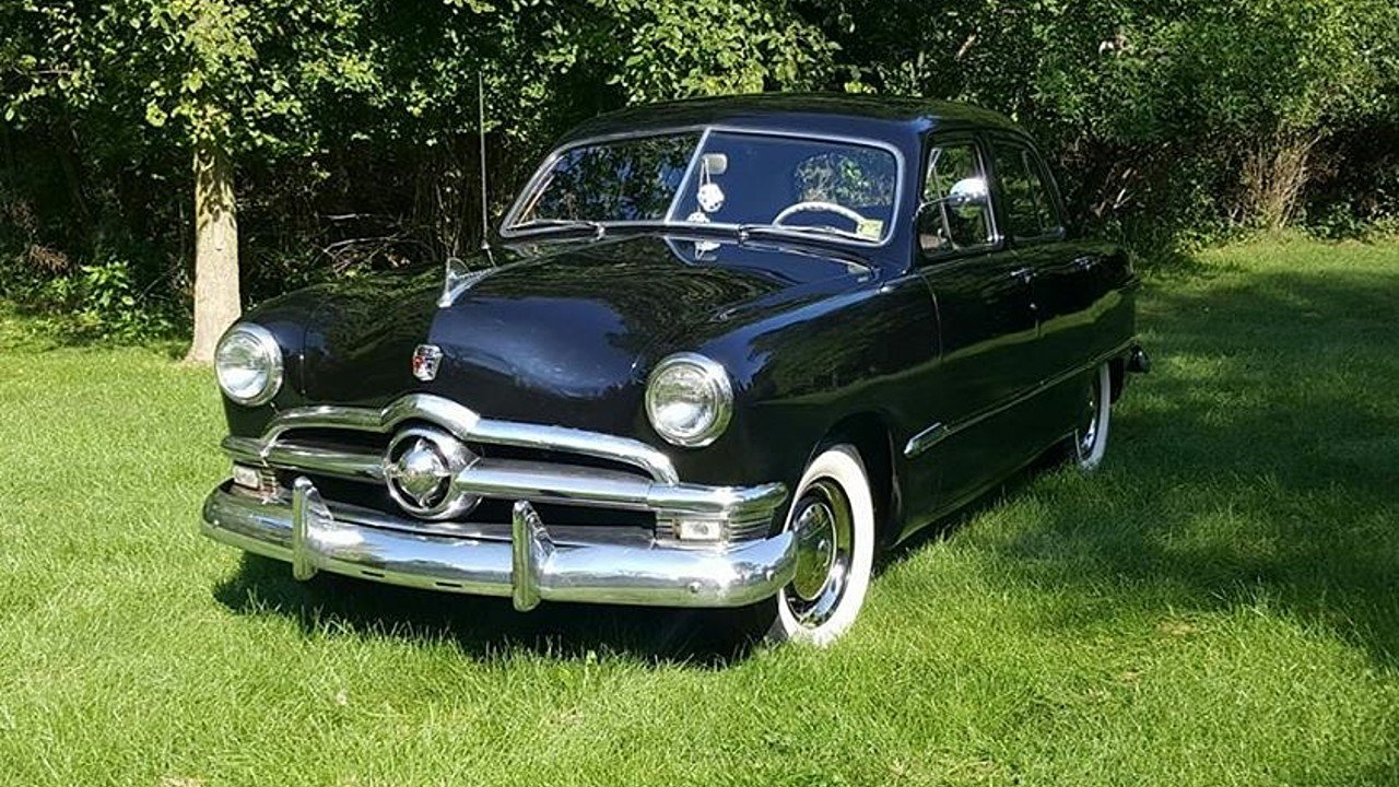 1950 ford custom deluxe for sale near plainwell michigan 49080 classics on autotrader. Black Bedroom Furniture Sets. Home Design Ideas
