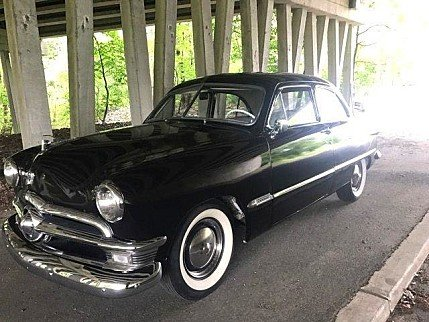 1950 Ford Custom for sale 100872043