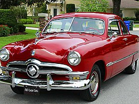 1950 Ford Custom for sale 101028185