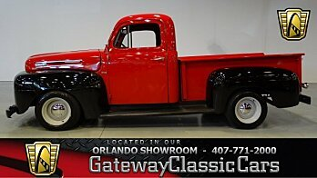 1950 Ford F1 for sale 100855120